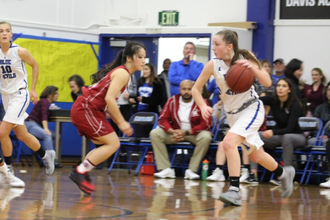 Lady Blue Devils earn back-to-back playoff berths