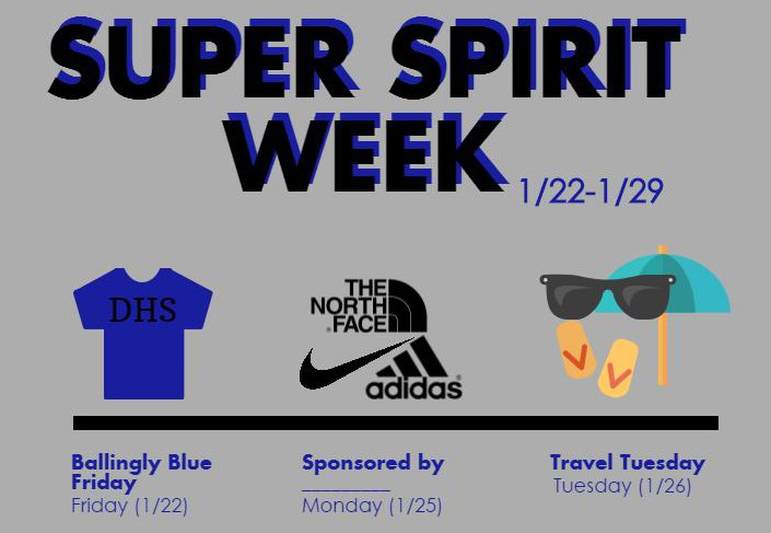 Student Government prepares for spirit week