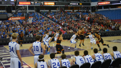 Men's basketball stifled by Jesuit at Sleep Train Arena