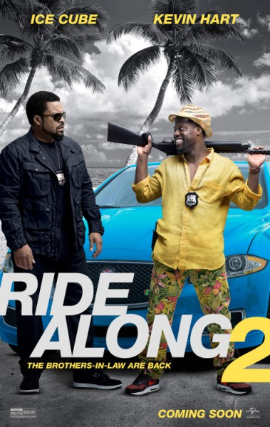 Ride Along 2 crashed into theatres Friday Jan. 15. (Courtesy photo: Universal Studios)