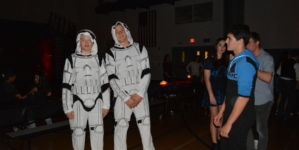 "Spring ""Star Wars"" dance satisfies students"