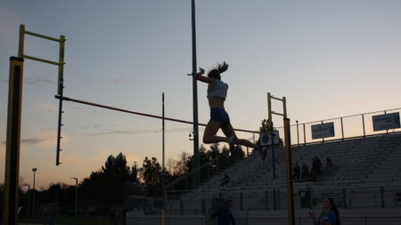 PHOTOS: Track and field intrasquad meet (Feb. 24)