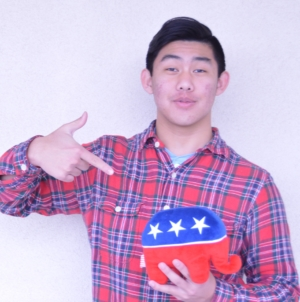Republican students discuss presidential preferences
