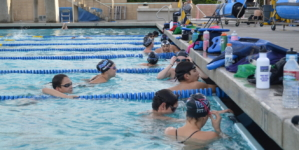 With new coaching staff on board, swimmers seeking revenge