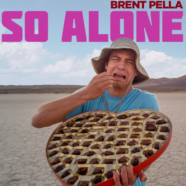 """Davis High graduate Brent Pella recently released a comedic music video called """"So Alone."""" Pella graduated in 2008 and is a stand-up comedian in Los Angeles. (Courtesy photo: B. Pella)"""