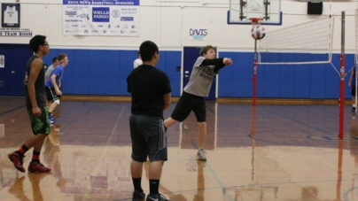 Men's volleyball aims for return to playoffs under new head coach
