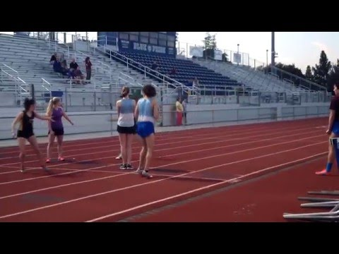HIGHLIGHTS: Track holds intrasquad meet