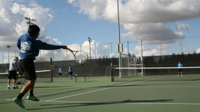 Men's tennis works to preserve 14-year winning streak