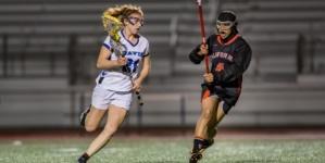 Long scoring drought dooms women's lacrosse