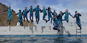 ZooBot students enjoy annual Catalina trip