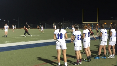 Agnew helps women's lacrosse rout Troubadours