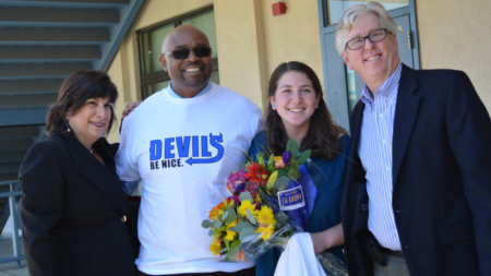 "PHOTOS: ""Devils Be Nice"" celebration (Feb. 29)"