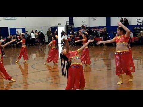 VIDEO: Davis High holds World Language Fair