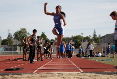 PHOTOS: Track vs. Monterey Trail (April 20)