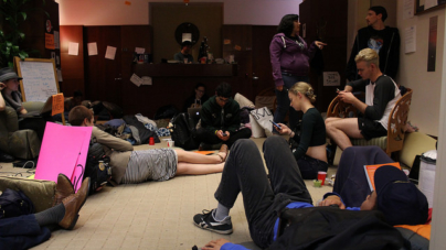 UC Davis sit-in ends after demonstration takes toll on health, academics