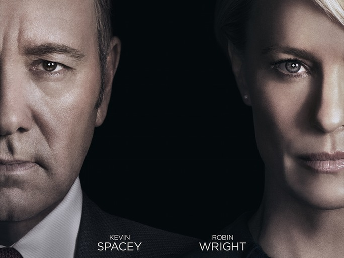 Kevin Spacey and Robin Wright are once again at their best in the fourth season of House of Cards (Courtesy photo: Netflix)