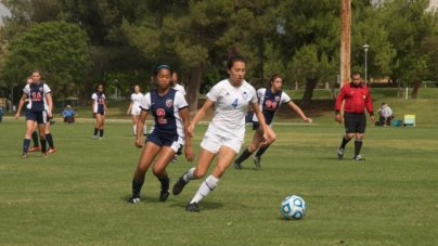Women's soccer remains favorite for league title with win over Pleasant Grove