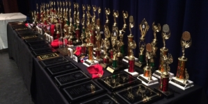 Showcase raises money for successful Speech and Debate team