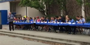 Twenty-two athletes commit to collegiate sports