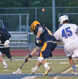 Trojans get revenge on men's lacrosse in first playoff game