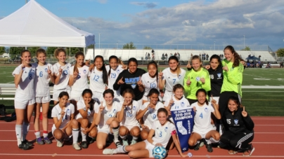 Lady Blue Devils crowned soccer section champs