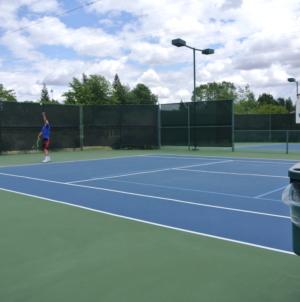 Men's tennis season ends at NorCal tournament
