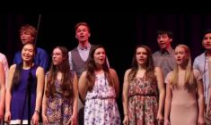 VIDEO: Choirs sing at annual pops concert