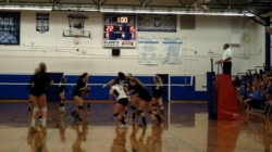 HIGHLIGHTS: Volleyball overpowers Pioneer