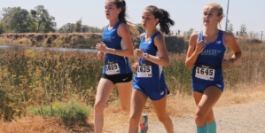 PHOTOS: Blue devils cross country competes in Folsom