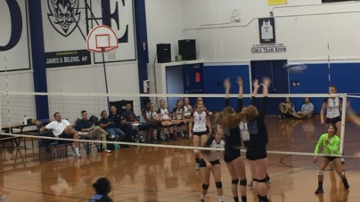 Volleyball team loses to Pleasant Grove