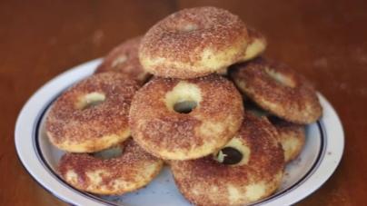 DIY: Apple Cider Donuts