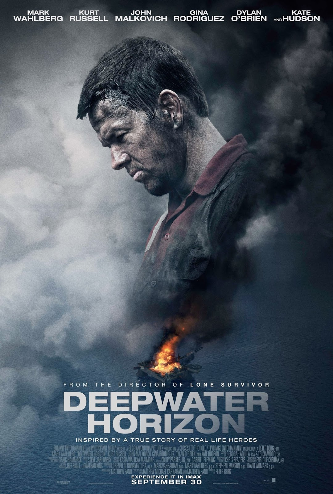 """Deepwater Horizon"" is a disaster movie with heart"