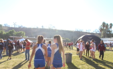 Cross country faces challenges at Mt. SAC Invitational