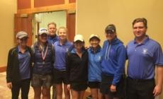Women's golf falls short in Sac-Joaquin Section Tournament