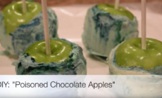 DIY: Poisoned Chocolate Apples