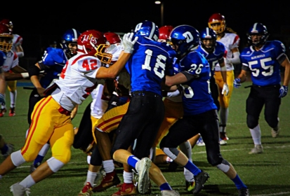 PHOTOS: Homecoming game v. Jesuit