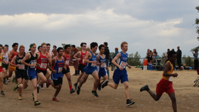 Cross country competes at Bronco Invitational without top seven