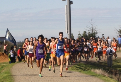 PHOTOS: Cross country sections 11/12