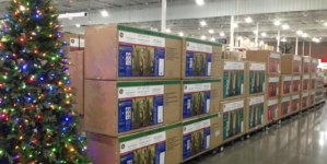 Natural and artificial Christmas trees both good options, depending on use