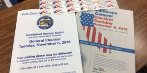ELECTION: Student Government encourages voting with mock election