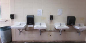 Bathrooms at Davis High could be improved, some say