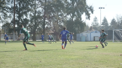 Men's soccer ties with Dixon