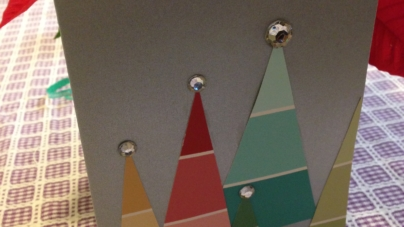 DIY: How to create your own Christmas cards