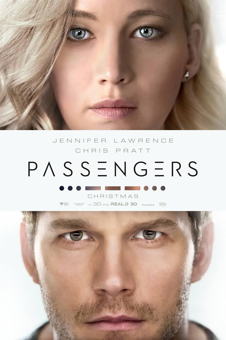 "REVIEW: Jennifer Lawrence and Chris Pratt display intense chemistry in ""Passengers"""