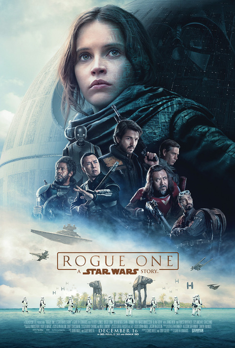 "REVIEW: ""Rogue One"" earns rightful place among Star Wars greats"
