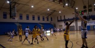 PHOTOS: Men's Basketball 1/20