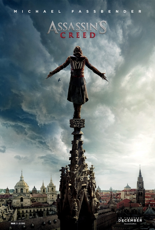 REVIEW: Assassin's Creed does not impress