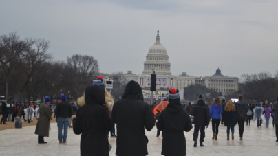 PHOTOS: Inauguration trip