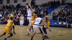 HIGHLIGHTS: Men's basketball falls to Grant