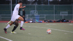 Men's soccer defeats Sheldon, earns League spot